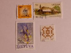 LITUANIE  1997-2007  LOT # 14 - Lituanie
