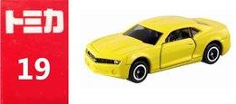 Chevrolet Camaro 1/65  ( Tomica ) - Cars & 4-wheels