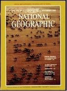 National Geographic  -  Vol. 158  Nr. 3 / 1980  -  Saudi Arabia  -  Hurricane  -  Madawaska  -  Englische Ausgabe - Zeitungen & Zeitschriften