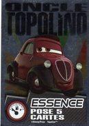 Carte Trading Card Pixar Disney Cars 2 Oncle Topolino - Disney