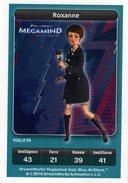 Carte Trading Card Disney Dreamworks Carrefour Megamind Roxanne - Disney