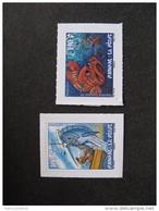 Polynésie: TB Paire N° 951 Et N° 952, Neufs XX. - Polynésie Française