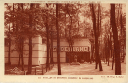 GROENLAND(EXPOSITION COLONIALE PARIS 1931) - Groenland