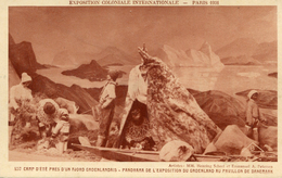 GROENLAND(EXPOSITION COLONIALE PARIS 1931) - Groenlandia