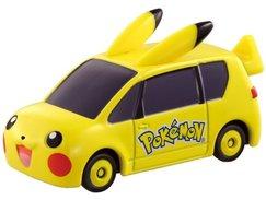 Pikachu Car  ( Dream Tomica ) - Unclassified