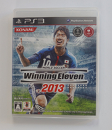 PS3 Japanese : Winning Eleven 2013 BLJM-60522 ( VT060-J1 ) - Sony PlayStation