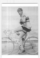 Fausto COPPI  - Edition Hobby  - Format : 100 X 150 -  Cyclisme - 2 Scans - Cyclisme