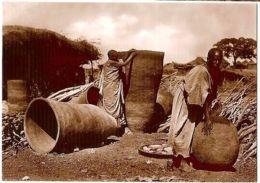 AFRICA - ABYSSINIA - CONTAINERS FOR GRAIN - EDIT A.  BARATTI / A. CAMPASSI 1930s - Sin Clasificación