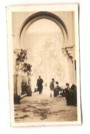 ALEXANDRIA - FRENCH GARDENS - CAVANDERS CIGARETTES PEEPS INTO MANY LANDS 1920s - Foto
