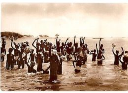 AFRICA - SOMALIA - NUDE GUYS IN THE RIVER - EDIT A. CAMPASSI - Somalia