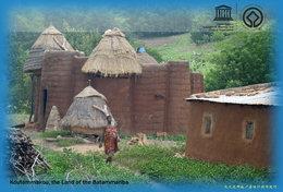 T69-60 ] Koutammakou, The Land Of The Batammariba Togo  UNESCO, China Pre-paid Card - UNESCO
