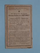 DP Joanna-Catharina SOETEWEY ( Joannes-Baptista DEKELVER ) Wesembeek 1 Oct 1809 - 17 Juni 1885 ( Zie Foto´s ) !