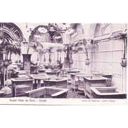 SVLLTPA1957CPA-LFTD8064THR.Tarjeta Postal DE SEVILLA.Edificios,casas Y Salen De Estar Del GRAN HOTEL DE PARIS En SEVILLA - Hoteles & Restaurantes