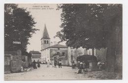 71 SAONE ET LOIRE - SENNECE LES MACON Le Marronnier, Poste Et Eglise - Otros Municipios
