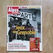 Album Anniversaire Des JO Grenoble 1968/1998 D'Alpes Loisirs - Sport