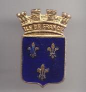 Pin's  à Vrai Dire Broche Association De L' Ile De France à Versailles Réf 8168 - Associations