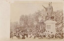 CPA - Hippone - Statue De St Augustin - CARTE PHOTO - Algeria