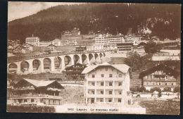 LEYSSIN- VAUD- SUISSE - Le Nouveau Viaduc - Demereaz Edit Lausanne 9002- Paypal Sans Frais - VD Vaud