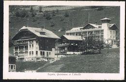 LEYSSIN- VAUD- SUISSE - Quisisana Et L'Abeille - Edir Dénéreaz -Lausanne N° 8015 - Paypal Sans Frais - VD Vaud