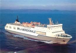 SCANDOLA     CORSE - Fähren