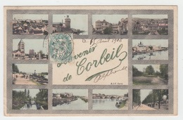 91 - SOUVENIR DE CORBEIL - Corbeil Essonnes