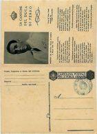 """FRANCHIGIA - FOTO 1943 - F76.1 """"Canzone Del Duca Di Ferro"""" - Reggimento Costiero - Italia"""