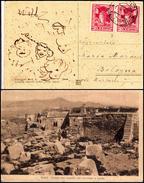OCCUPAZIONI-RODI Coppia 5c(3)-Cartolina X Bologna 8.3.1930 - Altre Collezioni