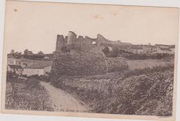 (R4) ALLIER , NAVES , Ruines Du Chateau - Otros Municipios