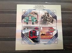 Solomoneilanden / Solomon Islands - Postfris / MNH - Sheet 150 Jaar Metro Londen 2013 - Solomoneilanden (1978-...)