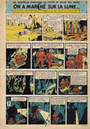 Journal Tintin N° 24  18 Juin 1953 - Tintin