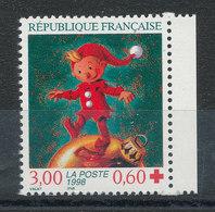3199a** Croix Rouge - France