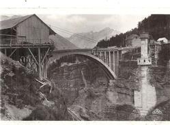 ISERE - 38 - CORPS - Le Pont Du Sauter Et Puits D'accès à L'usine Hydro électrique - Corps