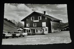 55- Alpengasthof Rössle, Fontanella / Autos - Autriche