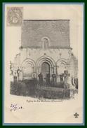 CPA  église De La Rochette 1903 (dos 1900) - Sonstige Gemeinden