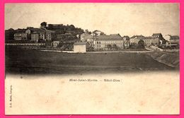 Mont Saint Martin - Hôtel Dieu - J.B. MARIE - Mont Saint Martin