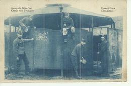 KAMP VAN BEVERLOO CACADIENST - Leopoldsburg (Camp De Beverloo)