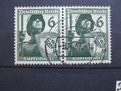 Timbre Allemagne : N° 592 1937 - Used Stamps