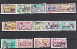 ZANZIBAR - 1966 - TIMBRE N°328/341** - Zanzibar (1963-1968)
