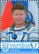 Ukraine 2016, Space, Russian Cosmonaut, 1v - Ukraine