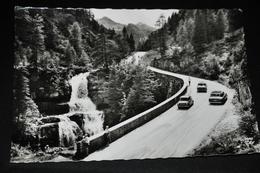 57- Radstätter Tauern Pass-Strasse / Autos / Cars / Coches - Österreich