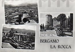 BERGAMO - LA ROCCA - Vedute - Bergamo