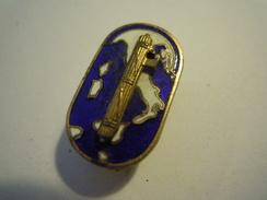 RARO PIN D'EPOCA FASCISTA - Distintivo Della Confederazione Nazionale Dei Sindacati Fascisti Dei Lavoratori - - Militari