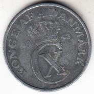 DINAMARCA  1943    5 ÖRE.  . REY CARL   X   VER FOTO. BBC  CN4284 - Dinamarca