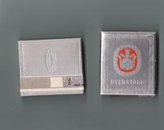ANCIEN PAQUET DE 12 CIGARETTES OVERSTOLZ Pour La Collection - Zigarettenetuis (leer)