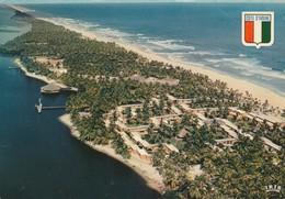 COTE D'IVOIRE - VUE AERIENNE DE ASSINIE - Costa D'Avorio