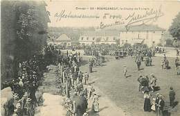 E-16-3210 : BOURGANEUF  LE CHAMP DE FOIRE - Bourganeuf