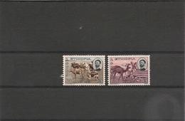 ETHIOPIE Année 1965 P.A. N° Y/T: 91/92** - Ethiopie