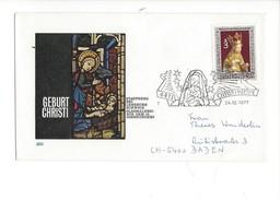 16024 - Christkindl Cover 24.12.1977 Geburtchristi - Noël