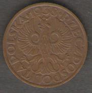 POLONIA 2 GROSZE 1938 - Polonia