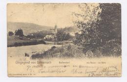 BOLLENDORF-PONT Bei Echternach - Die Sauer/ La Sûre -dos Simple - - Echternach